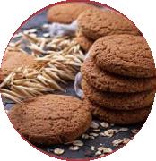 Ragi-Cookies
